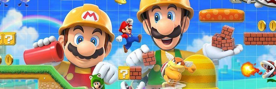 Super Mario Maker 2 proposera un mode histoire, du multijoueur et plein de nouveaux outils