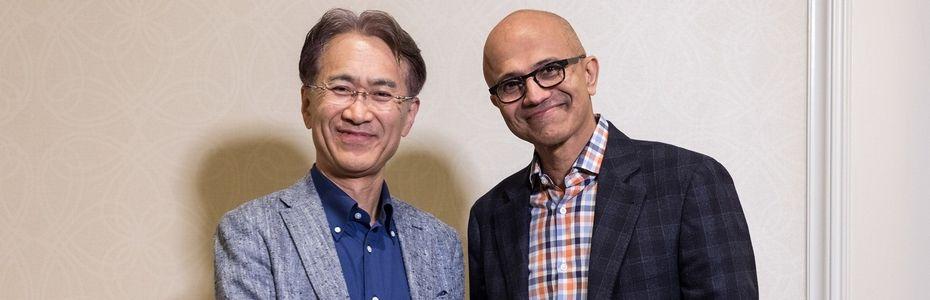Le partenariat entre Microsoft et Sony, un secret bien gardé, y compris pour PlayStation ?