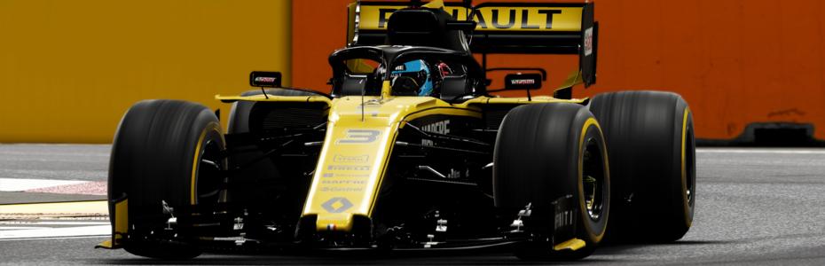 F1 2019 se met en valeur dans une bande-annonce