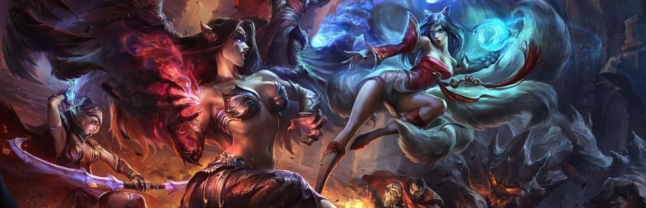 Selon les sources de Reuters, League of Legends arrive (enfin) sur mobiles