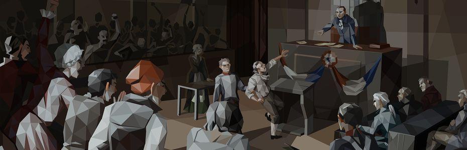 We. The Revolution fera tomber la guillotine sur les consoles en juin