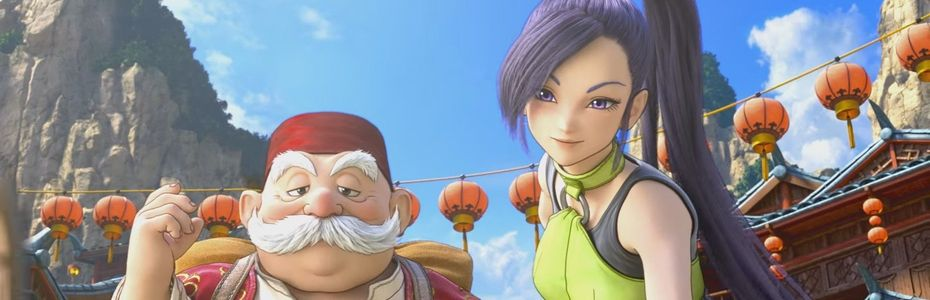 La version Switch de Dragon Quest XI prend date en Europe