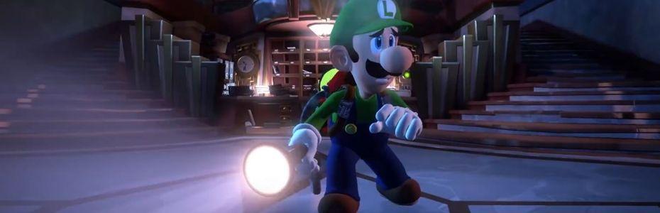#e3gk | e3 2019 - Nintendo confirme Luigi's Mansion 3 pour 2019