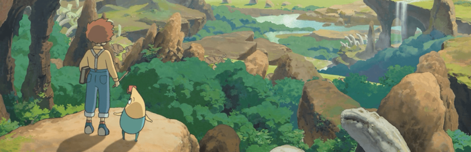 #e3gk | e3 2019 - Ni no Kuni reviendra sur PS4, PC et Switch en septembre