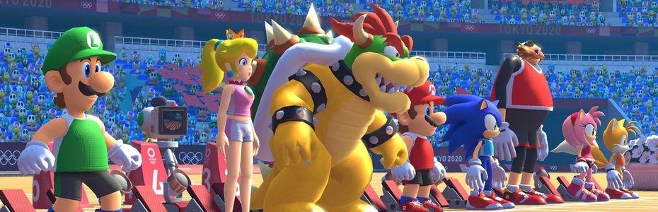#e3gk | e3 2019 - La première vidéo de Mario & Sonic aux Jeux Olympiques de Tokyo 2020 est disponible