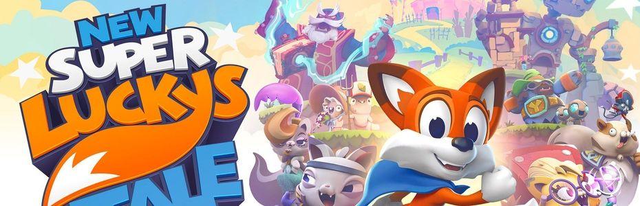 #e3gk | e3 2019 - New Super Lucky's Tale débarquera avec de nouveaux contenus sur Nintendo Switch