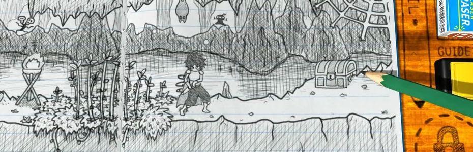 Le créatif RPG Time : The Legend of Wright nous dessine une histoire