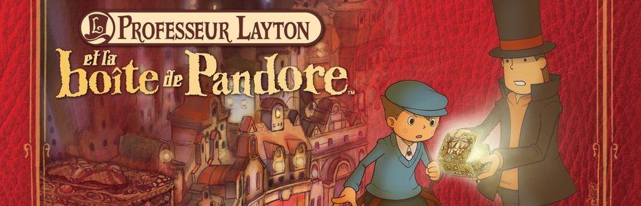 La version mobile de Professeur Layton et la boîte de Pandore est maintenant disponible