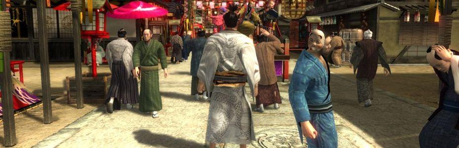 Sega évoque la possibilité d'un Yakuza Kenzan Kiwami pour satisfaire le monde entier
