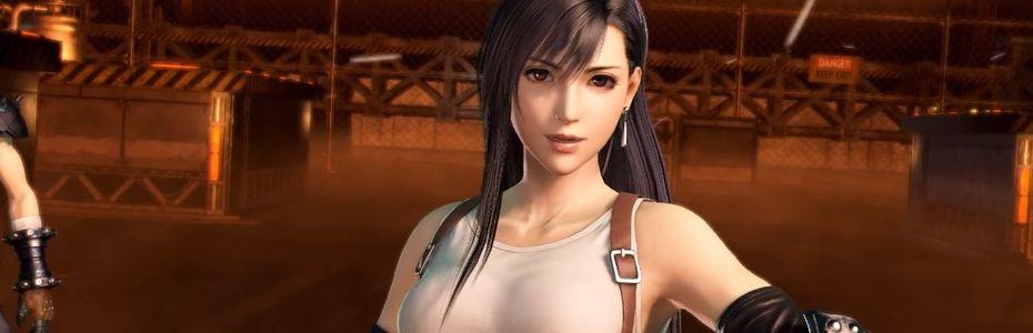 Dissidia Final Fantasy NT se décide enfin à accueillir Tifa
