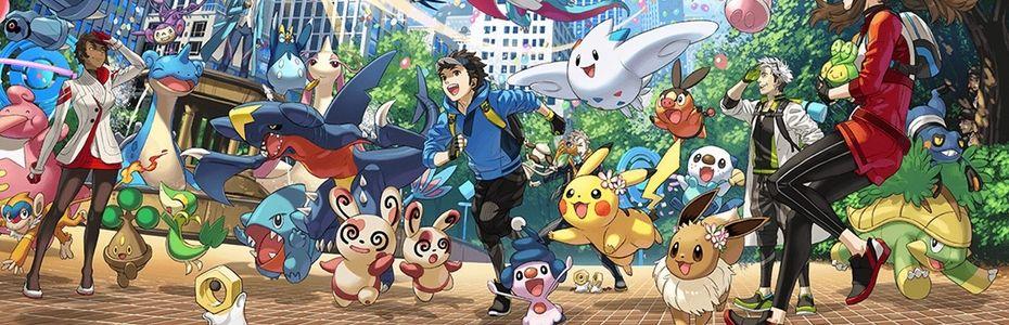 Pokémon GO brille pour son troisième anniversaire