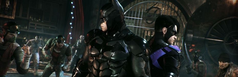 Rocksteady confirme la sortie de Batman : Collection Arkham pour septembre