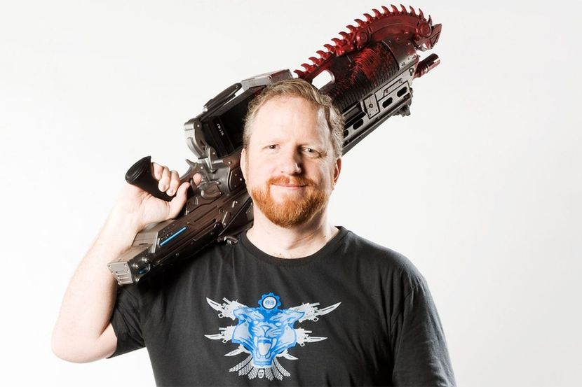 Rod Fergusson, la tête pensante de Gears of War