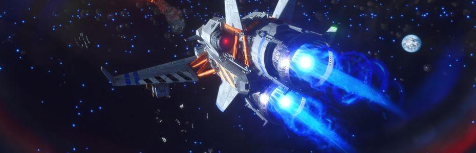 Rebel Galaxy Outlaw ira faire des cabrioles sur PC en août