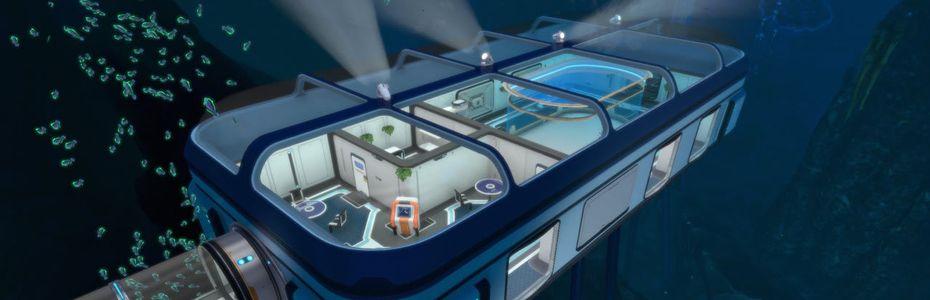 Subnautica : Below Zero refait sa déco avec l'Arctic Living Update