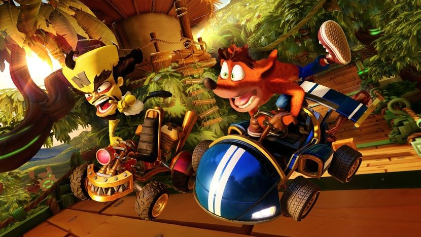 Charts USA : Super Mario Maker 2 et Crash Team Racing Nitro-Fueled ont cartonné en juin