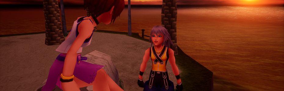 Kingdom Hearts : VR Experience s'étoffera de nouveaux décors la semaine prochaine