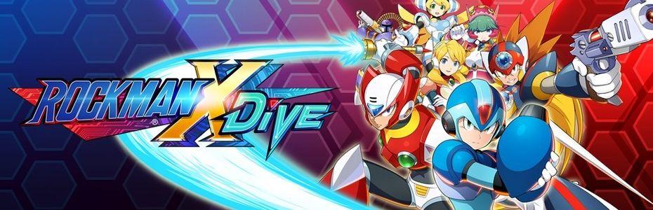 Capcom annonce Mega Man X Dive sur iOS et Android