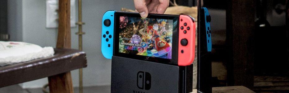 Nintendo enregistre un recul des bénéfices mais la Switch poursuit sa croissance