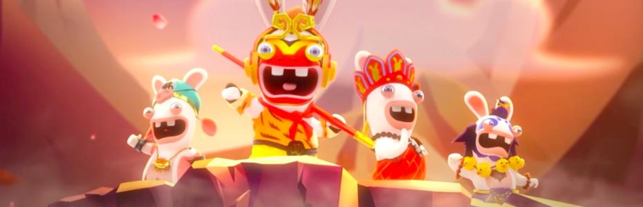 Ubisoft accompagne la Nintendo Switch en Chine avec un jeu Lapins Crétins inédit