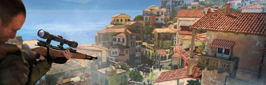 En août, le PlayStation Plus proposera WipEout Omega Collection et Sniper Elite 4