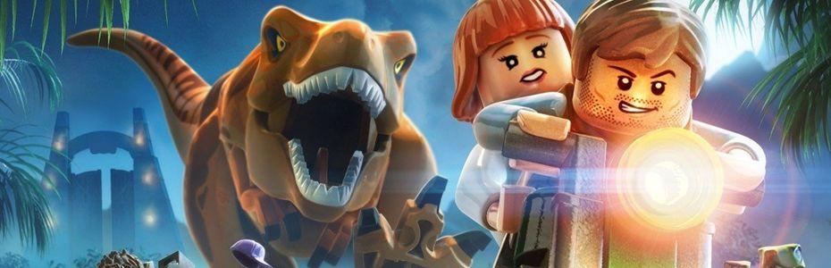 LEGO Jurassic World s'éveillera sur Nintendo Switch en septembre