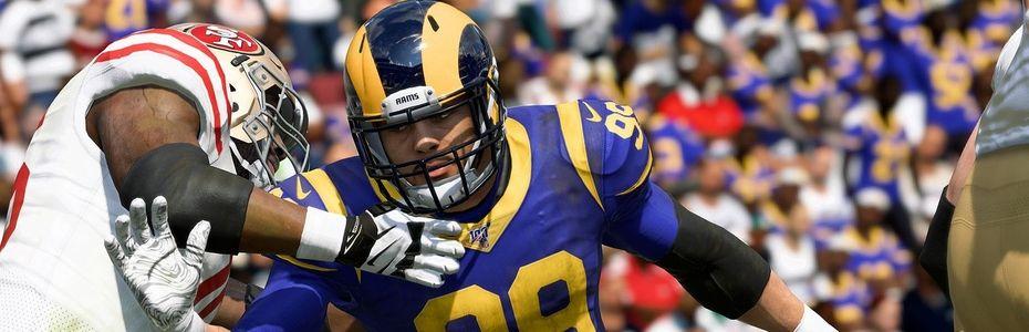 Plus de la moitié des ventes de Madden NFL 20 ont eu lieu en téléchargement