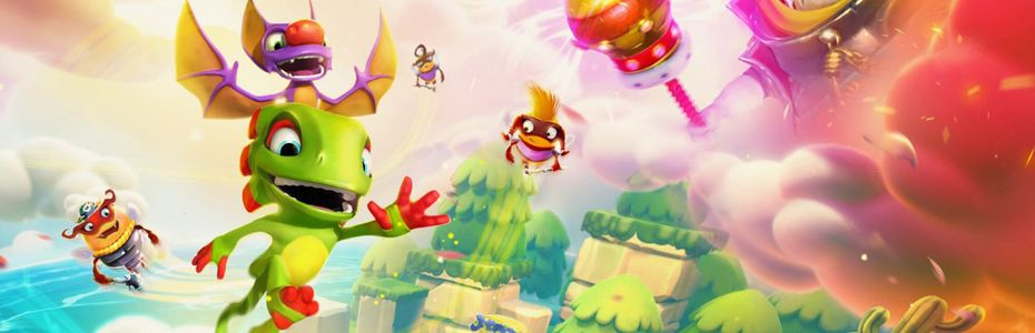 Yooka-Laylee and the Impossible Lair fera le grand saut en octobre