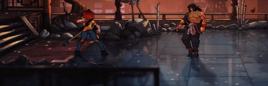 Gamescom 2019 | gc2019 - Streets of Rage 4 dévoile Cherry Hunter, un nouveau personnage jouable