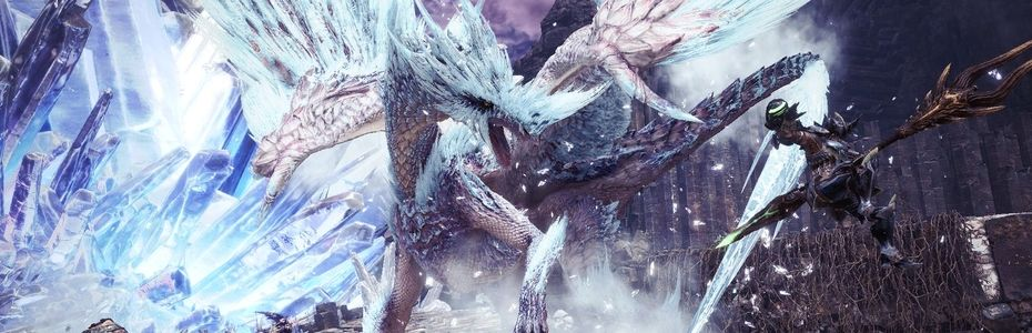 Gamescom 2019   gc2019 - Capcom ne tremble pas et dévoile davantage de Monster Hunter World : Iceborne