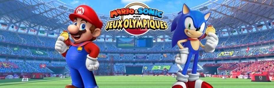 Gamescom 2019 | gc2019 - Sega rajoute de la 2D dans Mario & Sonic aux Jeux Olympiques de Tokyo 2020