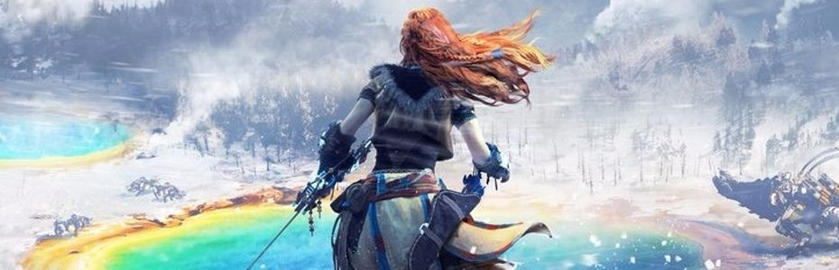 Gamescom 2019   gc2019 - Aloy reviendra en tenue hivernale dans Monster Hunter World : Iceborne