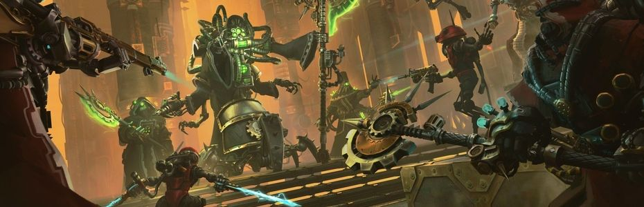 Warhammer 40,000 : Mechanicus sortira sur PS4, Xbox One et Switch