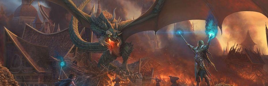 The Elder Scrolls Online accueille le DLC Scalebreaker sur PS4 et Xbox One