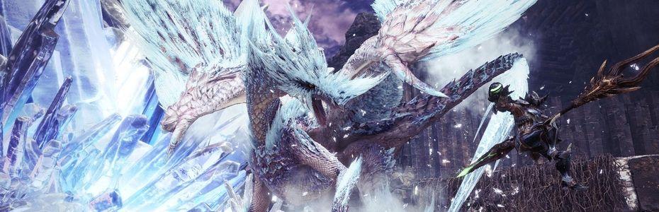 La dernière bêta de Monster Hunter World : Iceborne prend date sur PS4 et Xbox One