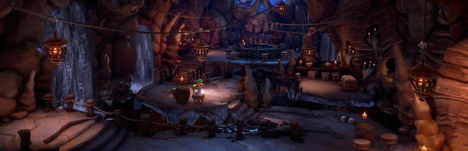 Nintendo direct du 05/09/19 - L'hôtel de Luigi's Mansion 3 étalera un thème par étage