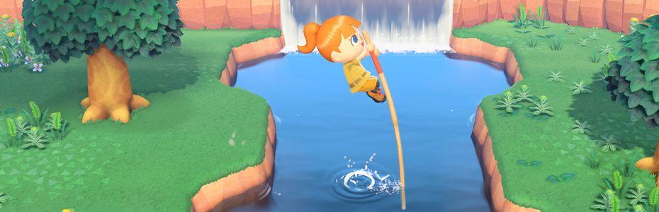 Nintendo direct du 05/09/19 - Animal Crossing : New Horizons présente de nouveaux coins de son île en vidéo