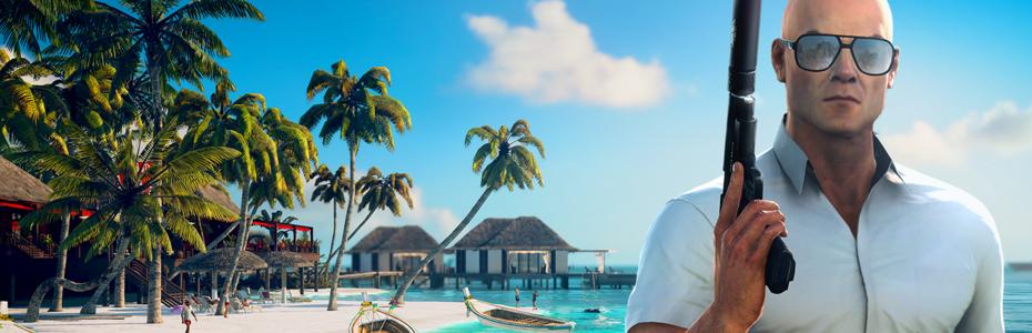 Hitman 2 : en septembre, l'Agent 47 s'envolera vers les Maldives