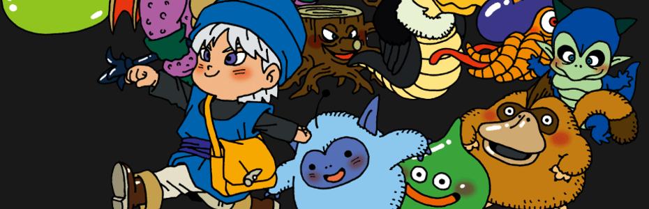 Square Enix ressort le premier Dragon Quest Monsters sur Switch