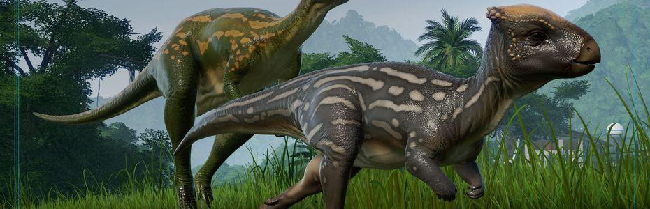 L'herbe n'est pas plus verte ailleurs que dans le dernier DLC de Jurassic World Evolution