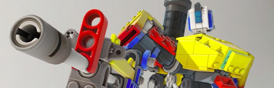 """Overwatch joue aux LEGO avec l'événement """"Brique de Bastion"""""""
