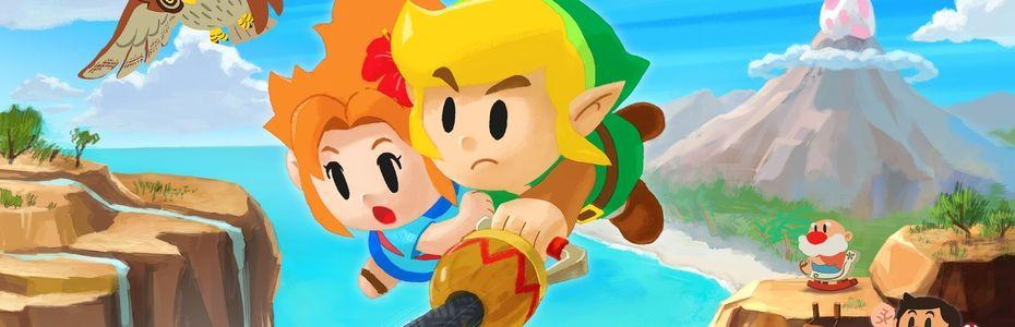 Au Royaume-Uni, The Legend of Zelda : Link's Awakening est le meilleur démarrage Switch de l'année