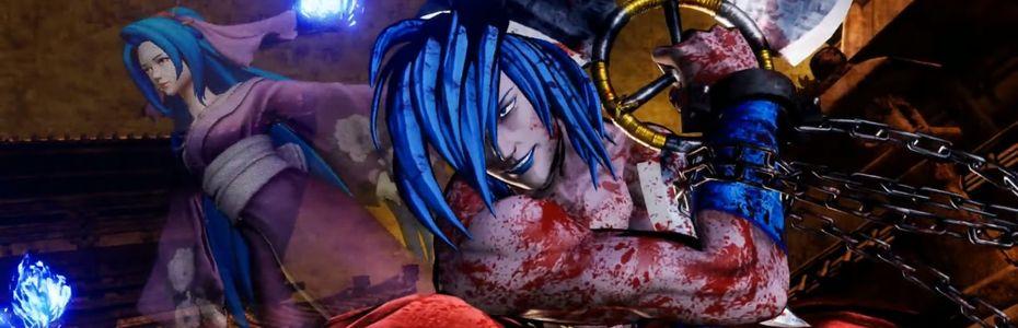 Samurai Shodown : Basara contera la légende des trois lames en octobre
