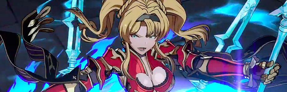 Zeta se mesure à Vaseraga dans la dernière vidéo de Granblue Fantasy Versus