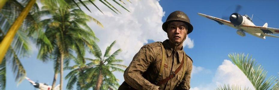 La Guerre du Pacifique éclatera le 31 octobre dans Battlefield V