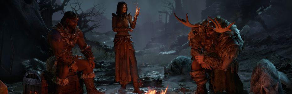 La Sorcière et le Druide de Diablo IV montrent leurs talents en vidéo