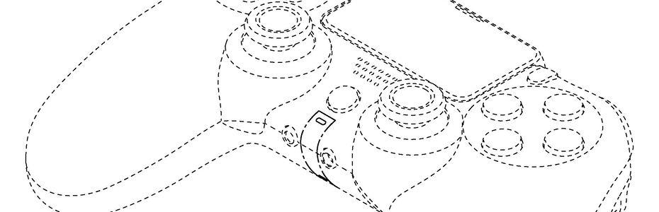 Playstation 5 / ps5 - Sony brevette un microphone sur la manette de la PlayStation 5