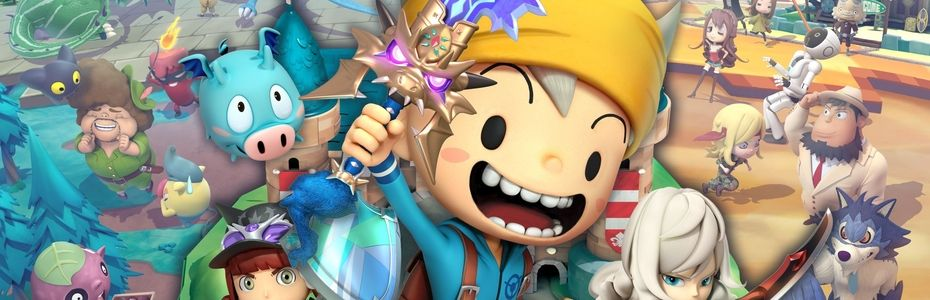Nintendo et Level-5 sortiront Snack World : Mordus de Donjons le 14 février 2020
