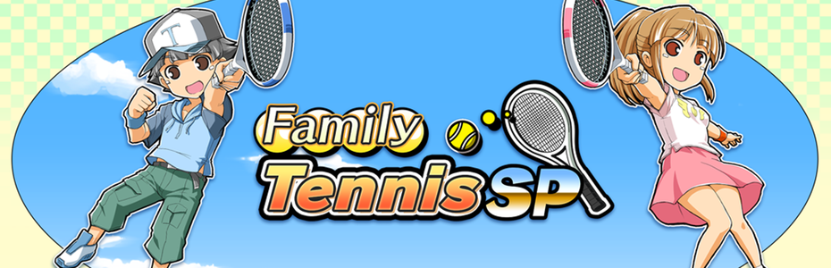 Arc System Works porte Family Tennis SP sur Switch