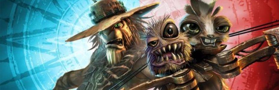 Ce sera janvier pour Oddworld : La Fureur de l'Etranger sur Switch